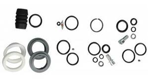 Service Kit Full -  Recon Silver Solo Air 2013 (includes solo air and damper seals and har ROCKSHOX