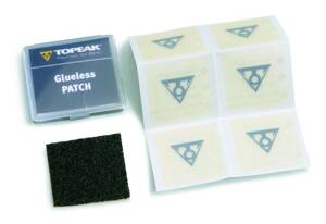 Lepiaca sada Topeak FLYPAPER GLUELESS PATCH KIT