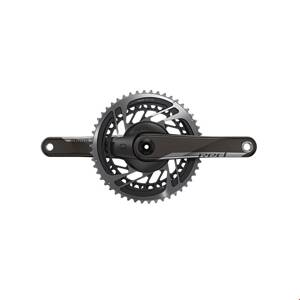 SRAM Red D1 Quarq Road Powermeter DUB 175 - 48-35 Yaw