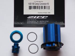 Freehub Conversion Kit 188 Campagnolo ZIPP