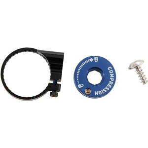 Compression Damper Remote Spool/Clamp Kit (Motion Control Remote) 2012 Reba RL ROCKSHOX