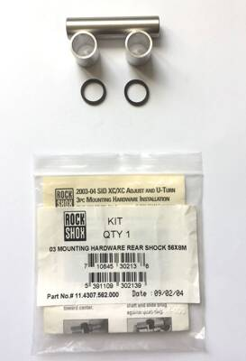 AM 03-04 Mounting Hardware RS 56x 8mm