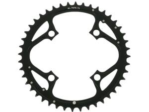 Prevodník Truvativ MTB 44 zubov, V4 104 Alum 4mm Hard Black