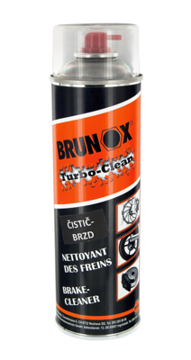 Brunox Turbo Clean, 500 ml,sprej