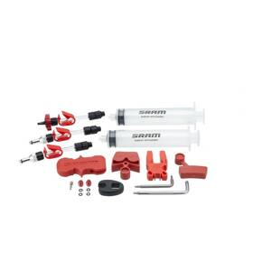 Standard Brake Bleed Kit (v balení 2 syringes/fittings, bleed blocks, Torx tool, Crow's fo