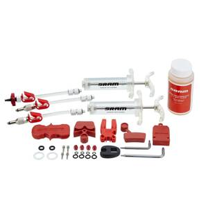 Pro Brake Bleed Kit (v balení 2 syringes/fittings, bleed blocks, Torx tool, Crow's foot, B