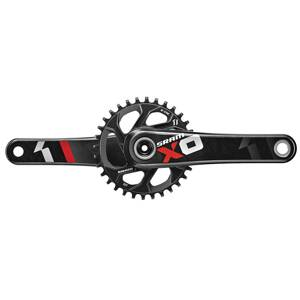 SRAM  X01 kľuky 175 Red 11 speed w 32T Direct Mount Chainring