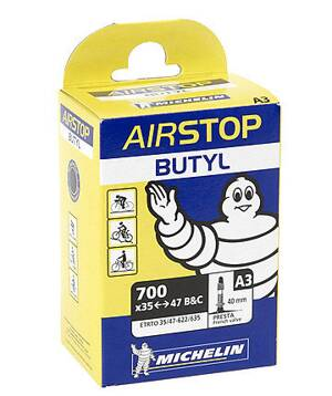 Duše Michelin A3 AIRSTOP 35/47X622/635 PR 40mm