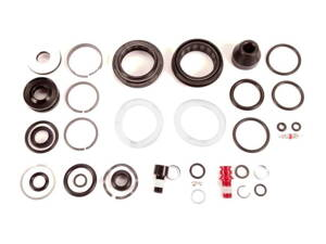 Service Kit Full (includes solo air and damper seals, hardware & Black Seals) - SID/Reba S