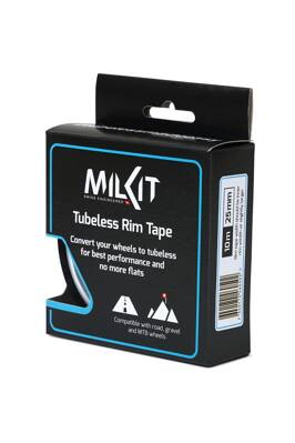 milKit tubeless páska do ráfku 25mm