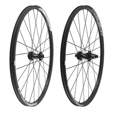 "Kolesá Roam 30 29"" Front Aluminum Clincher Tubeless Compatible Black/Silver, Convertible in SRAM"